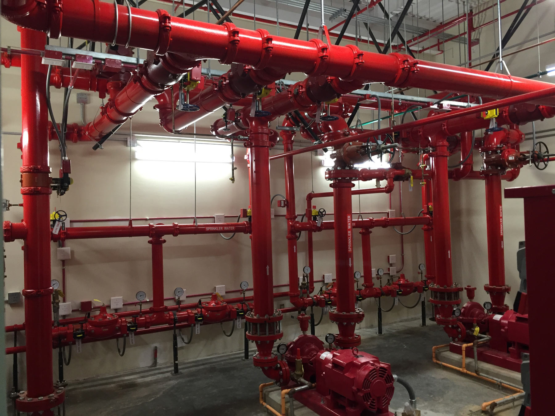 Fire Protection | Cam-Ful Industries