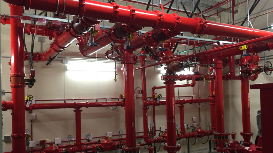 Fire Protection Services | Cam-Ful Industries