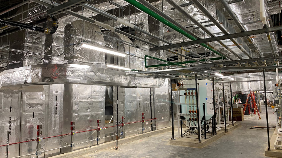 HVAC Sheet Metal Services | Cam-Ful Industries