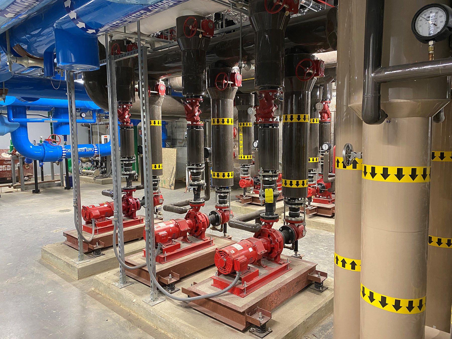 HVAC Mechanical Piping   Cam-Ful Industries