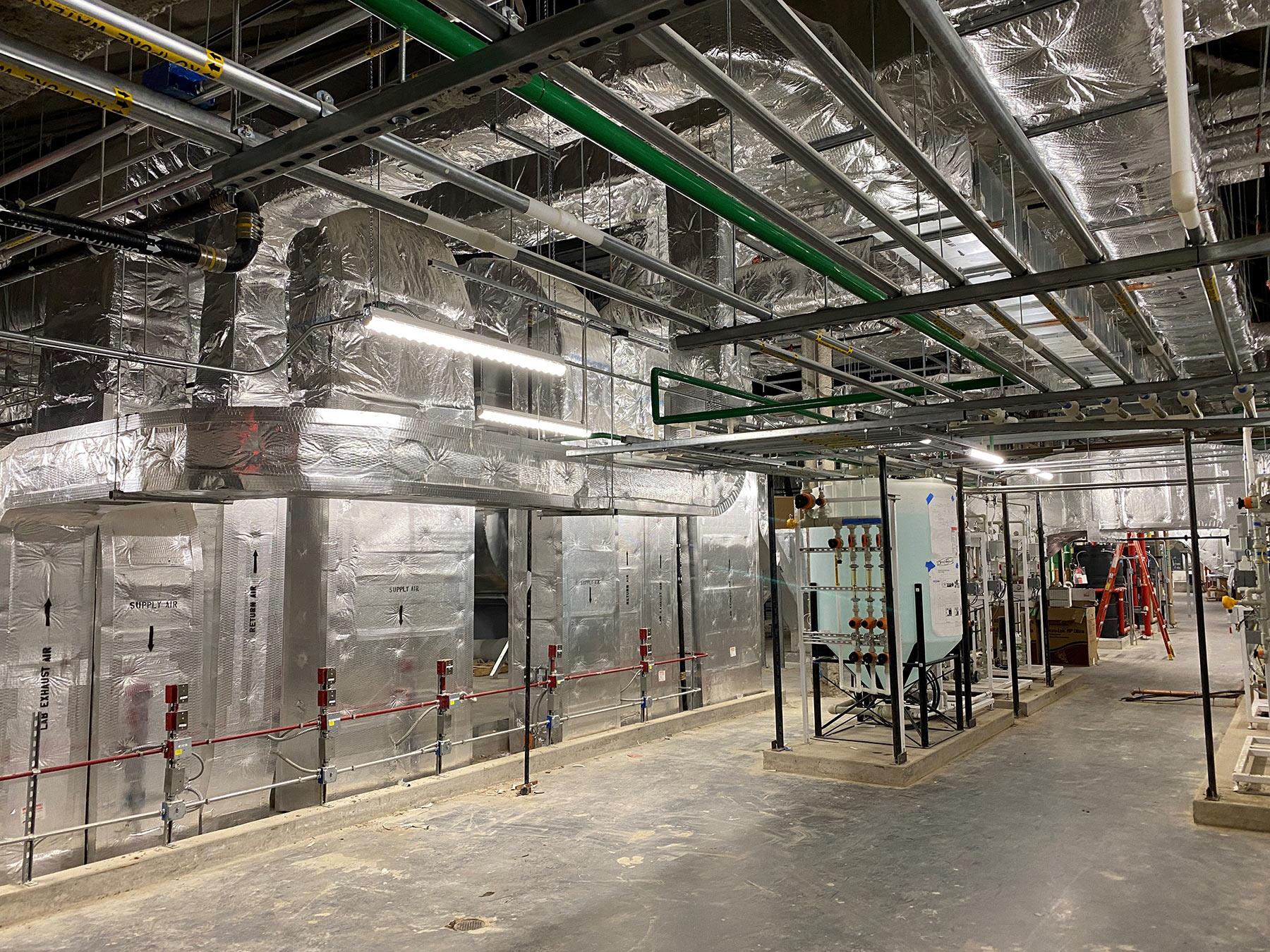 HVAC Sheet Metal | Cam-Ful Industries
